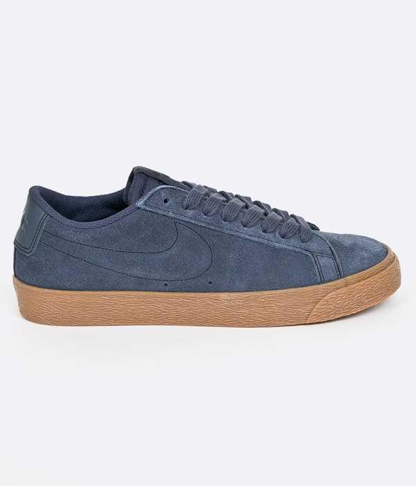 Nike Sportswear Férfi Cipő SB Zoom Blazer Low sötétkék