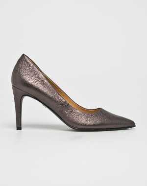 Solo Femme Női Tűsarkú cipő barna