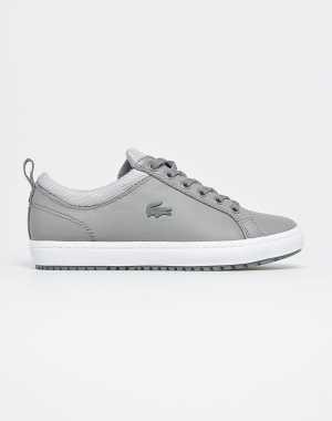 Lacoste Női Cipő Straightset szürke