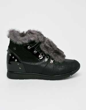 XTI Női Magasszárú cipő fekete