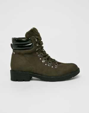 XTI Női Magasszárú cipő katonai