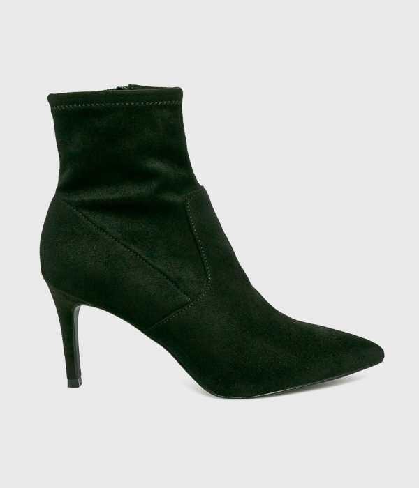 Steve Madden Női Magasszárú cipő Lava fekete