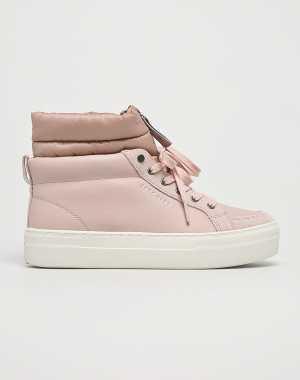 Skechers Női Magasszárú cipő rózsaszín