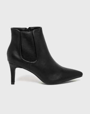 Answear Női Magasszárú cipő Abloom fekete