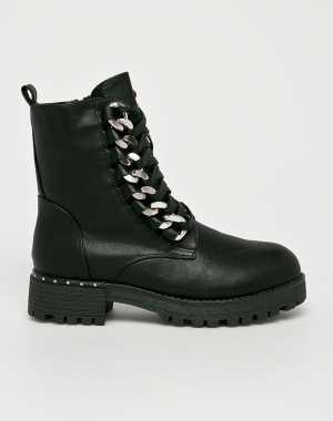 Haily's Női Magasszárú cipő Ketty fekete