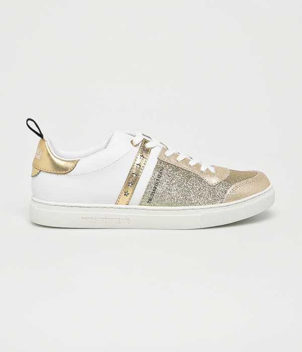 Trussardi Jeans Női Cipő arany