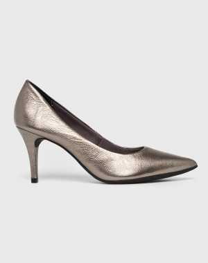 Answear Női Tűsarkú cipő ezüst