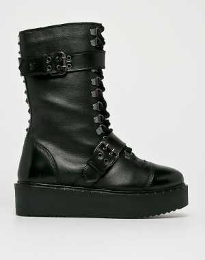 Gioseppo Női Magasszárú cipő fekete