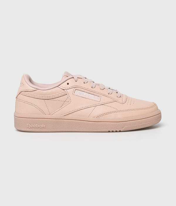 Reebok Classic Női Cipő Club C 85 rózsaszín