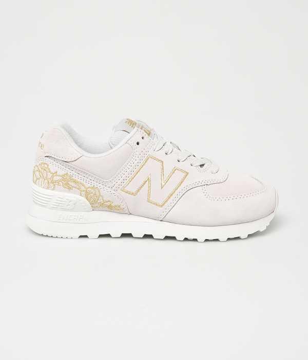 New Balance Női Cipő WL574NGA fehér