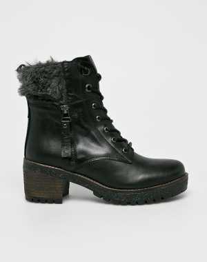Carmela Női Magasszárú cipő fekete