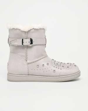 Guess Jeans Női Magasszárú cipő ezüst