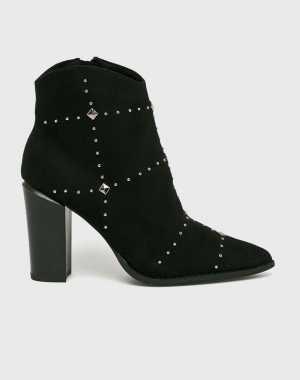 Answear Női Magasszárú cipő Kylie Crazy fekete