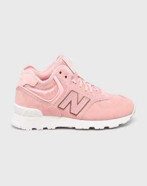 New Balance Női Cipő WH574BA rózsaszín
