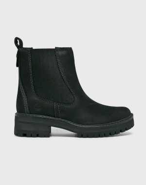 Timberland Női Magasszárú cipő Courmayeur Valley fekete