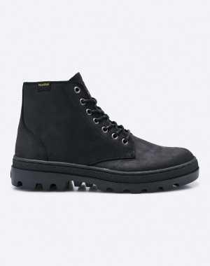 Palladium Férfi Cipő fekete