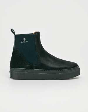 Gant Női Magasszárú cipő Marie sötétkék