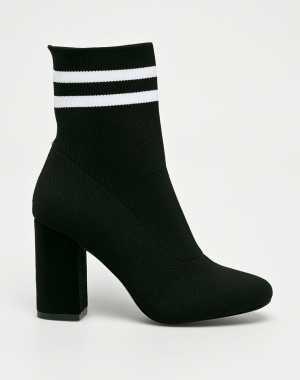 Haily's Női Magasszárú cipő Socks fekete
