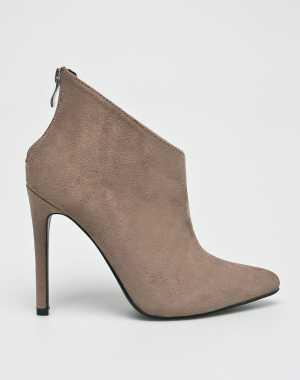 Answear Női Magasszárú cipő bézs
