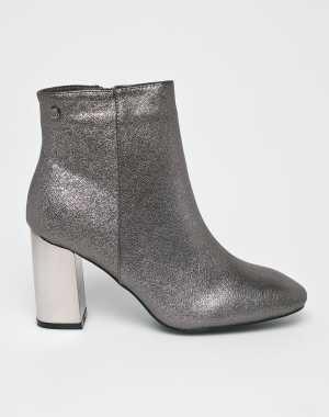 XTI Női Magasszárú cipő ezüst