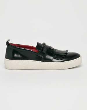 Tommy Hilfiger Női Cipő fekete