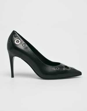 Badura Női Tűsarkú cipő fekete