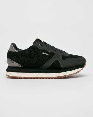 Pepe Jeans Női Cipő fekete