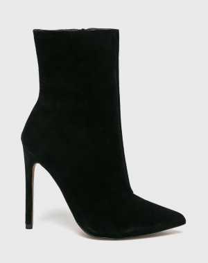 Steve Madden Női Magasszárú cipő Weggy fekete