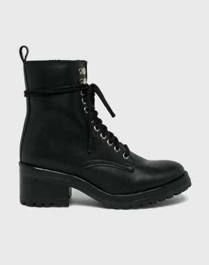 Steve Madden Női Magasszárú cipő Geneva fekete