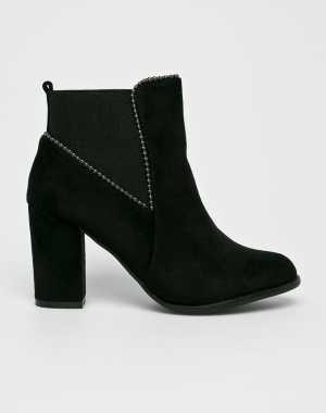 Answear Női Magasszárú cipő Gofc fekete