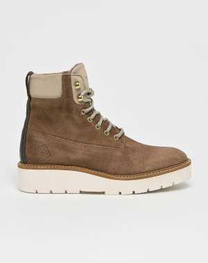 Gant Női Magasszárú cipő barna