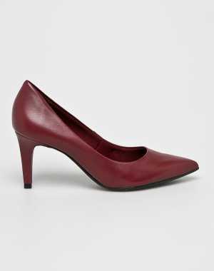 Answear Női Tűsarkú cipő Heritage gesztenyebarna