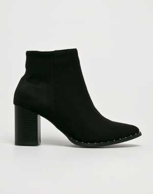 Haily's Női Magasszárú cipő Mele fekete