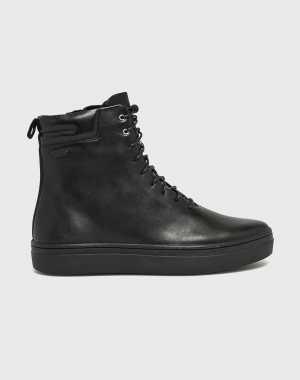 Vagabond Női Magasszárú cipő Camille fekete
