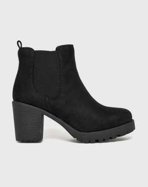 Answear Női Magasszárú cipő Sixth Sens fekete