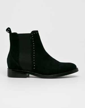 Big Star Női Magasszárú cipő fekete