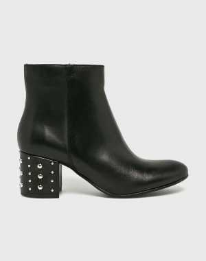 CheBello Női Magasszárú cipő fekete