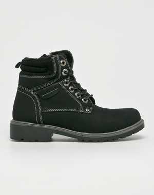 Haily's Női Magasszárú cipő Pia fekete