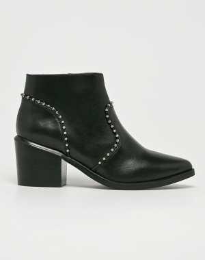 Steve Madden Női Magasszárú cipő Bold fekete