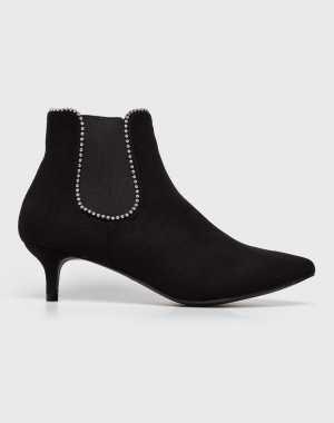 Answear Női Magasszárú cipő Bello Star fekete