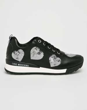 Love Moschino Női Cipő fekete