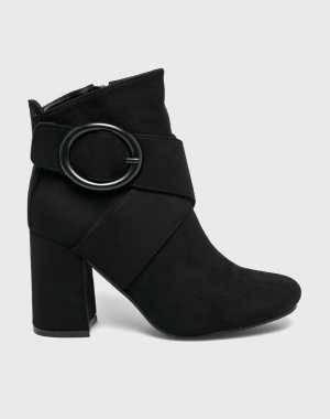 Answear Női Magasszárú cipő SDS fekete