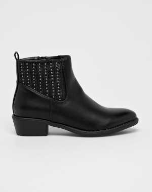 Answear Női Magasszárú cipő Super mode fekete