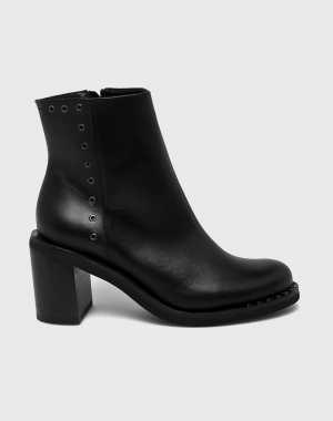 Badura Női Magasszárú cipő fekete