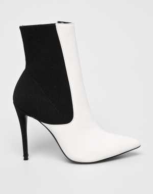 Steve Madden Női Magasszárú cipő Divinity fehér