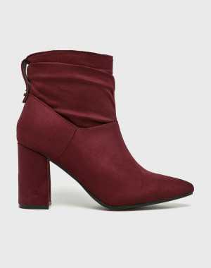 Answear Női Magasszárú cipő Renda gesztenyebarna