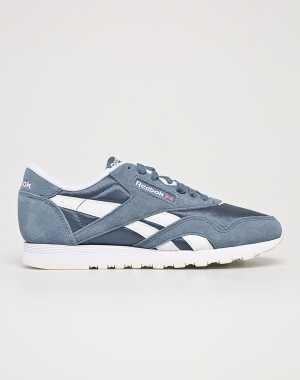 Reebok Classic Női Cipő Cl Nylon kék