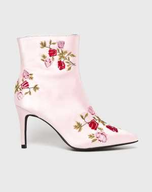Silvian Heach Női Magasszárú cipő rózsaszín