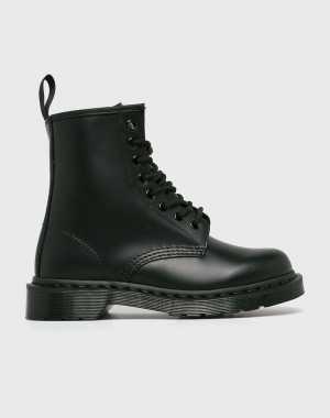 Dr Martens Női Magasszárú cipő fekete