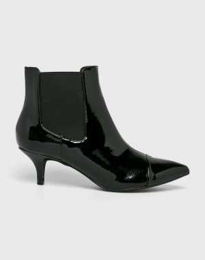 Answear Női Magasszárú cipő Moow fekete